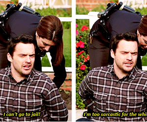 quotes, new girl, and nick miller image