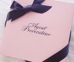 agent provocateur and pink image