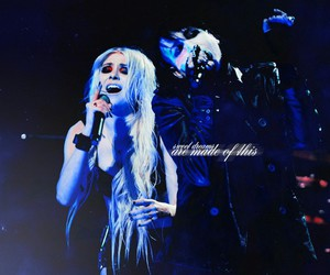 Marilyn Manson, Taylor Momsen, and the pretty reckless image