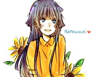 naruto and himawari image