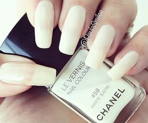 chanel, long nails, and luxury image