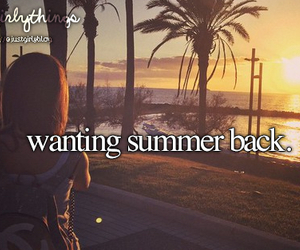 summer, beach, and girly image