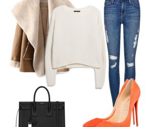 fashion, louboutins, and outfit image