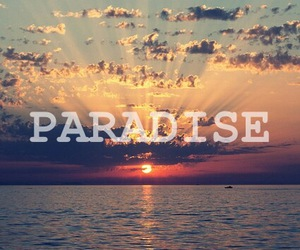 paradise, weheartit, and perfect image
