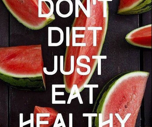 healthy, fitness, and diet image