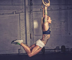 fitness and Tattoos image