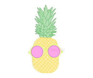 pineapple, ananas, and transparent image