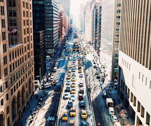 new york, city, and nyc image