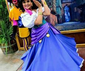 cosplay, disney, and esmeralda image