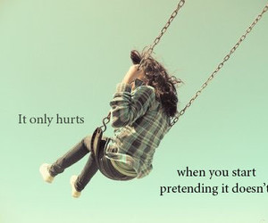 quote and hurt image