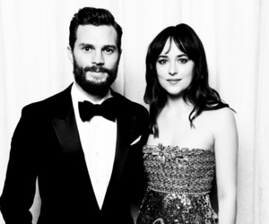 dornan, fifty shades of grey, and black and white image
