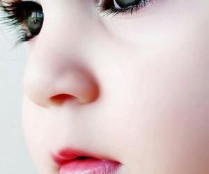 baby, eyes, and child image