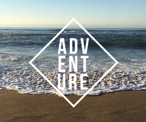 adventure, beach, and bliss image