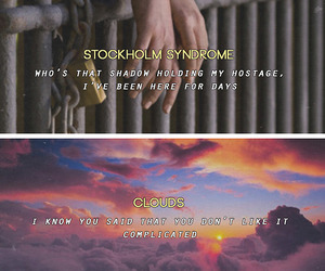 clouds, stockholm syndrome, and one direction image