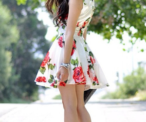 beautiful, outfit, and summer image