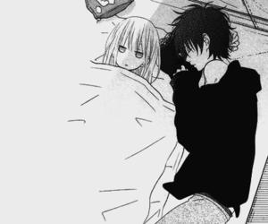 manga, anime, and sleep image