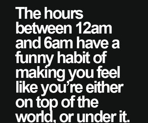 top, funny, and Habit image