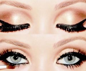 eyes and make image