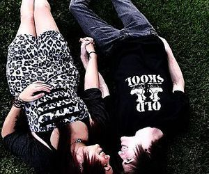 couple and emo image