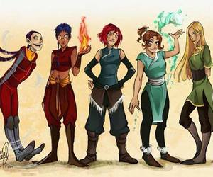 avatar and witch image
