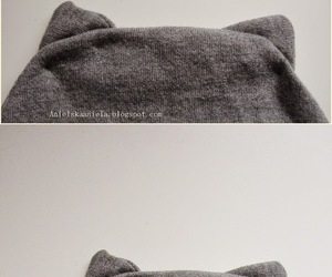 beanie, diy, and how to image