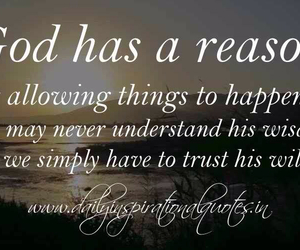 god, trust, and understand image