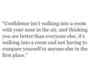 quotes, confidence, and text image