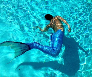 mermaid and merman image