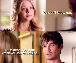 alison, caleb, and pll image
