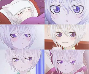 anime, tomoe, and cute image