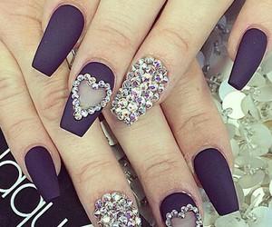heart, mate, and nails image