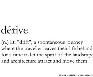 quotes, travel, and derive image