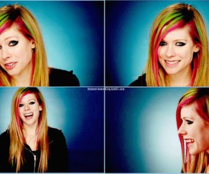 Avril Lavigne, photo, and cute image