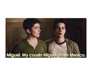 mexico, teen wolf, and dereck image