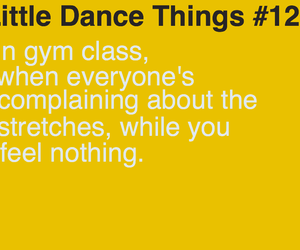 dance and little dance things image