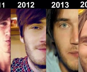 pewdiepie, youtube, and youtubers image