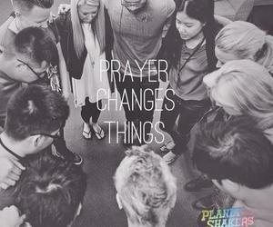 jesus, pray, and prayer image