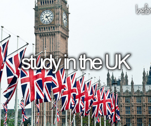 uk, study, and london image