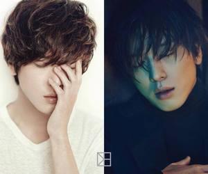 yonghwa, cnblue, and jung yonghwa image