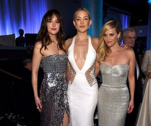 kate hudson, Reese Witherspoon, and fifty shades of grey image