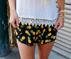 clothes, fashion, and shorts image