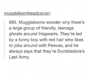deathly hallows, dumbledore's army, and fandom image