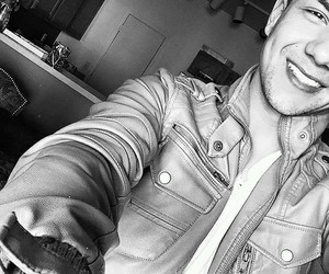 beautiful, smile, and luis coronel image