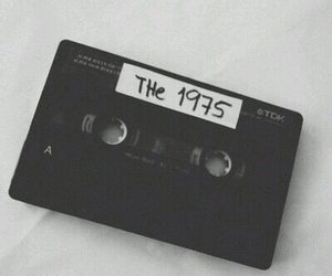 the 1975, music, and grunge image