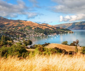 canterbury, new zealand, and travel image