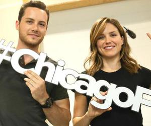 sophia bush, cpd, and chicago pd image