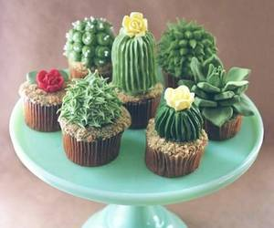 cactus, little, and pretty image