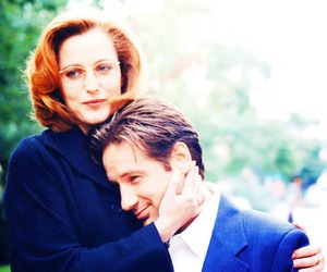 lovers, friends, and mulder image