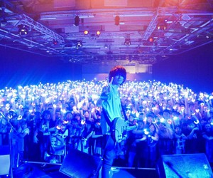 live, bump of chicken, and 藤原基央 image