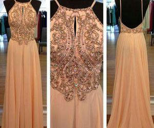 dress, Prom, and prom dresses image